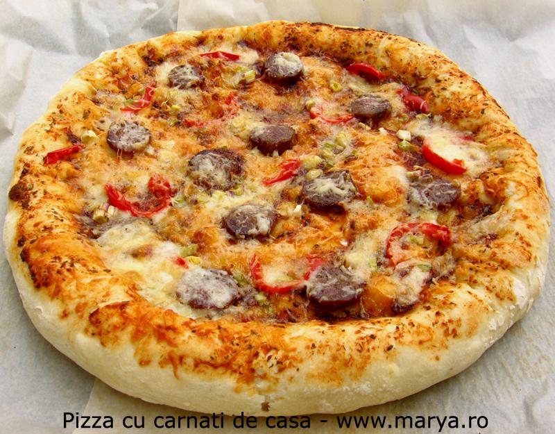 blat pizza fara drojdie