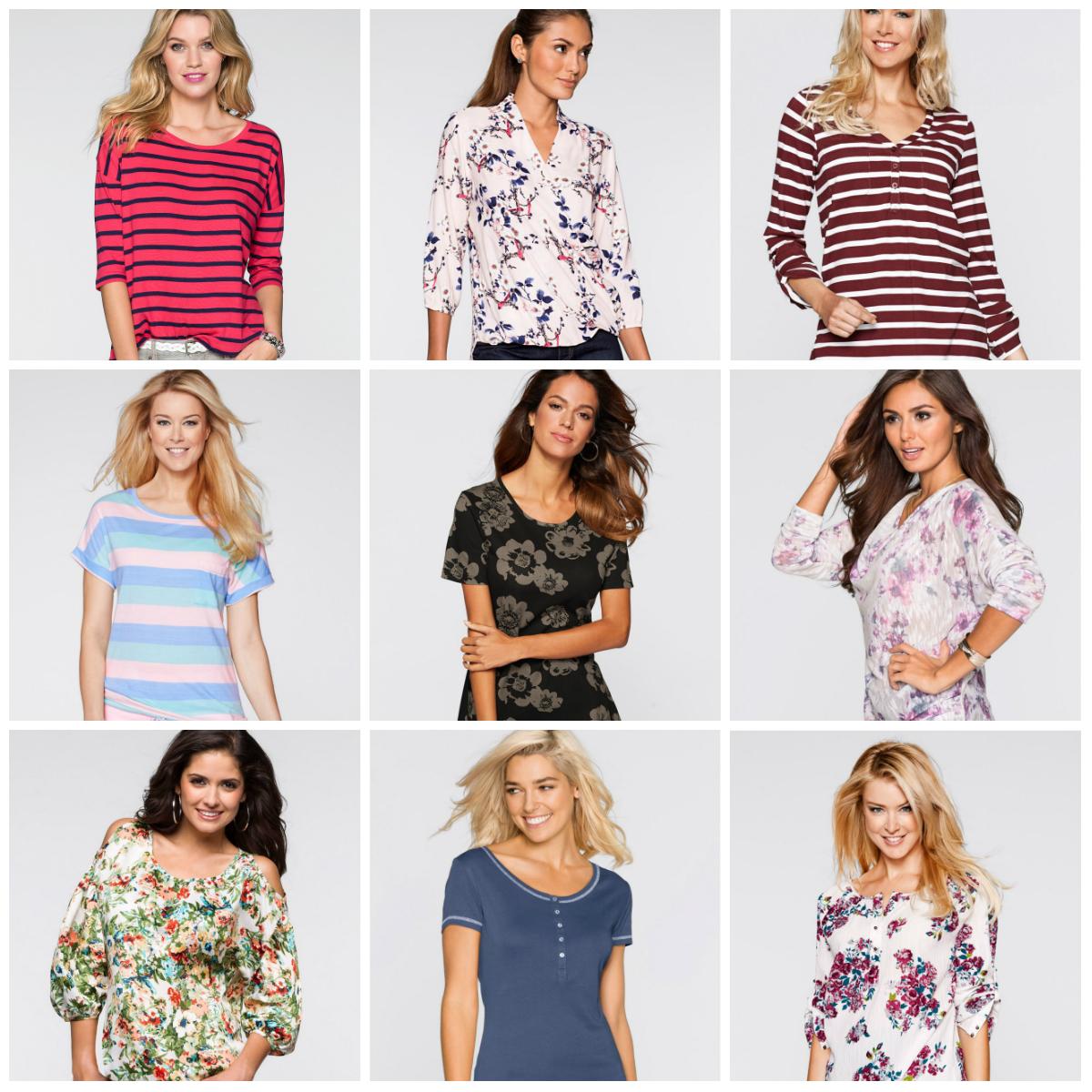 Bluze si tricouri online pentru primavara 2016