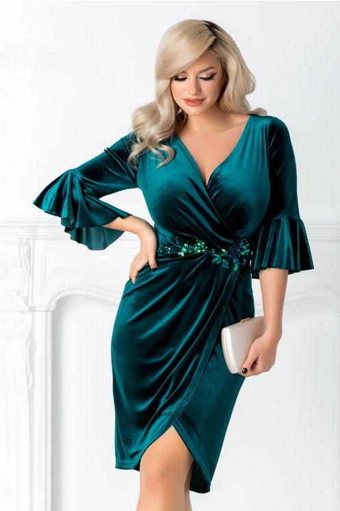 rochii femei plinute