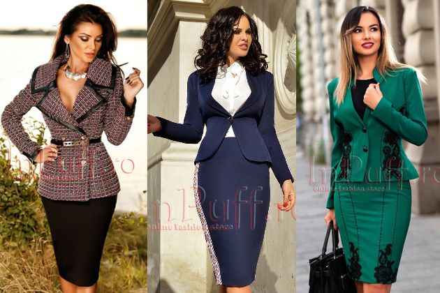 Compleuri Dama si Costume Elegante - Modele Online