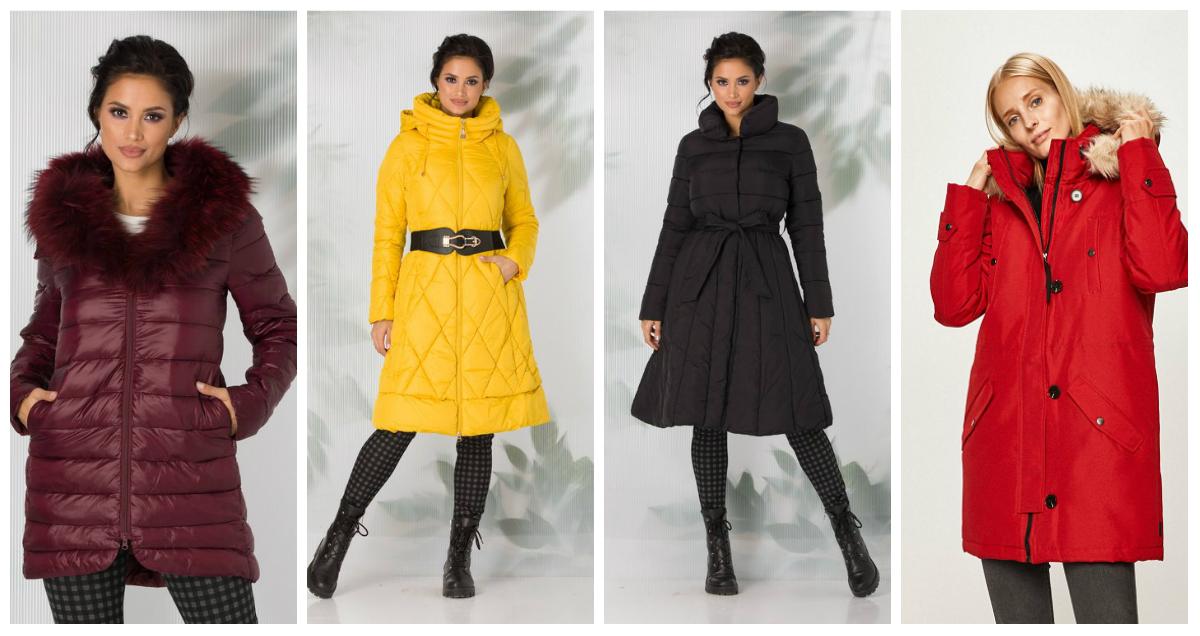 Geci lungi de Dama pentru Iarna - Modele Online