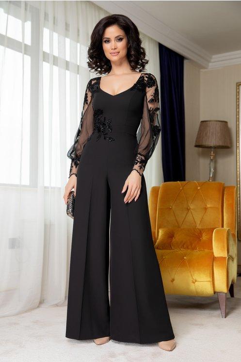 salopete dama elegante