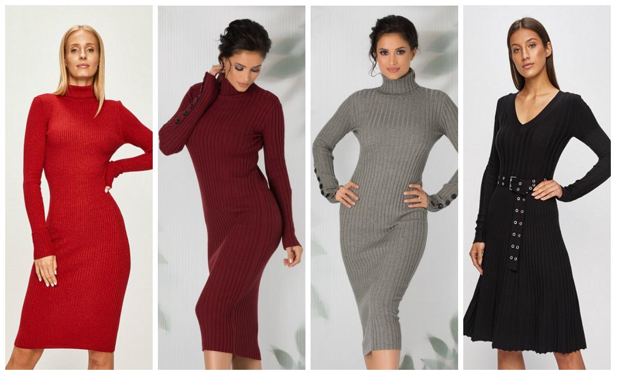 rochii tricotate online