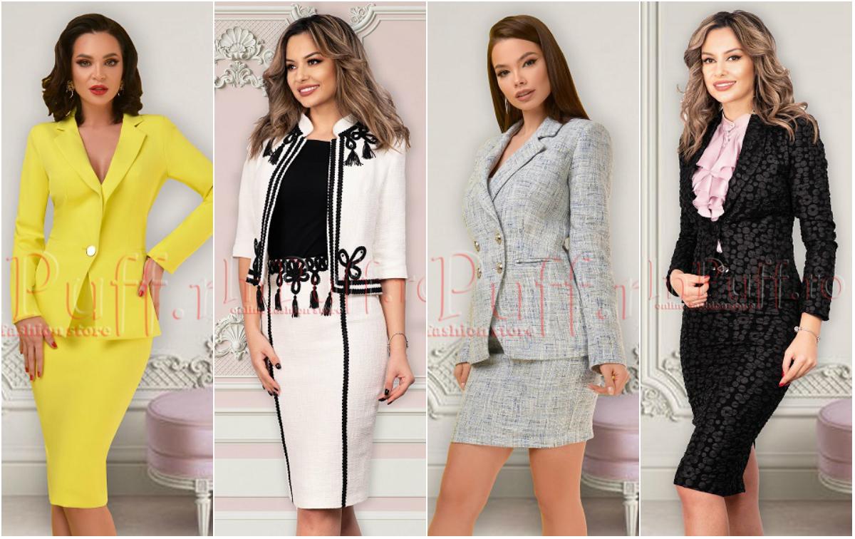 Costum de cautare pentru femei)