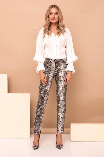 Pantaloni din Piele Ecologica Online