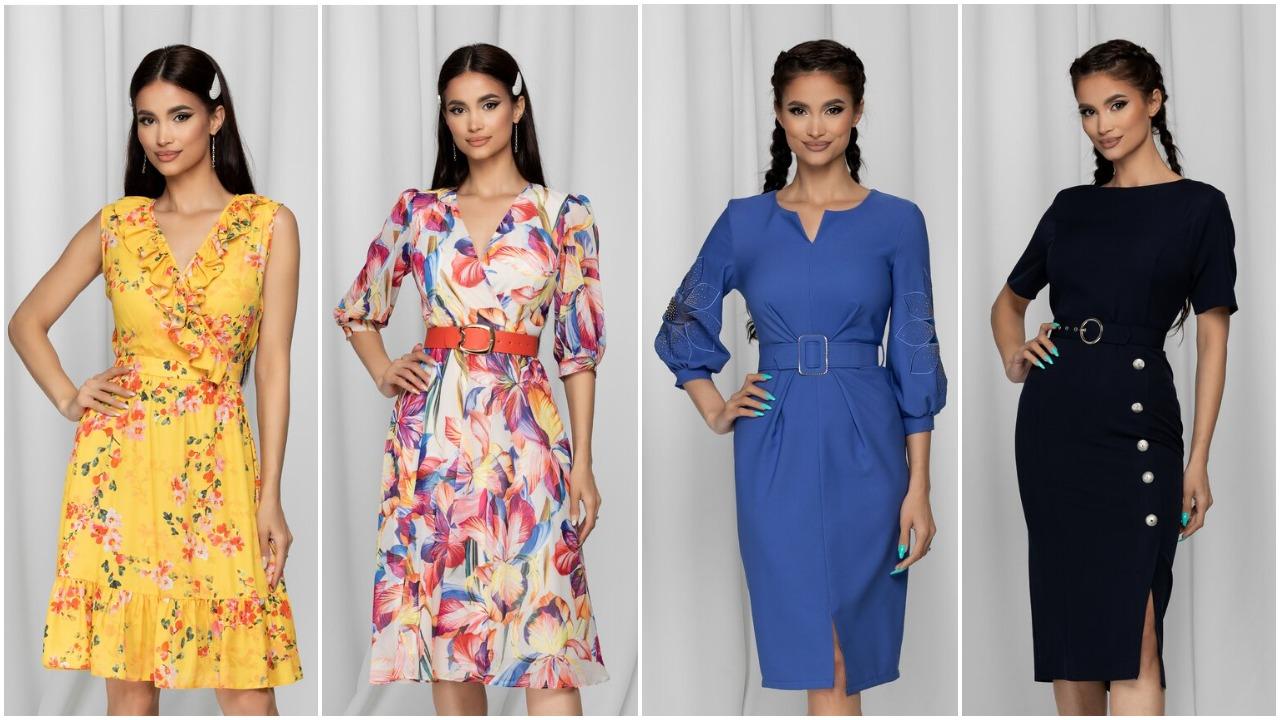 rochii de zi modele online